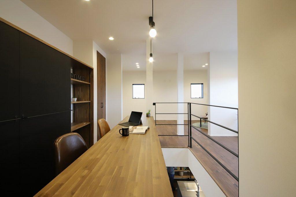 アンティークが似合う大人空間の家